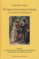 The Types of International Folktales. Part 2