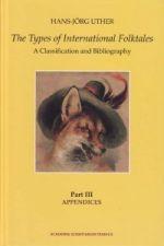 The Types of International Folktales. Part 3
