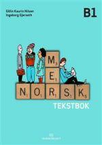 Mer norsk; tekstbok B1. tekstbok B1