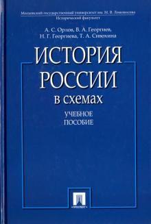 Istorija Rossii v skhemakh. Uchebnoe posobie