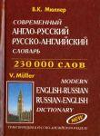 Sovremennyj anglo-russkij, russko-anglijskij slovar