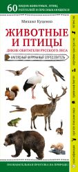 Zhivotnye i ptitsy. Dikie obitateli russkogo lesa