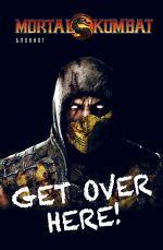 Bloknot. Mortal Kombat. Scorpion (format A5, 80 l., tonirovannyj blok)