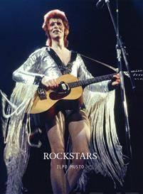Rockstars. Ilpo Musto's photographs of famous stars and rock bands