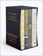 The Lord of the Rings Boxed Set. 60th Anniversary edition: J. R. R. Tolkien