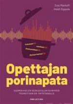 Opettajan porinapata. suomen kielen keskustelukysymyksiä teemoittain eri taitotasoille