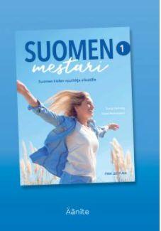 Uudistettu Suomen mestari 1. Äänite CD. Audio for textbook