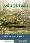 Stein på stein. Norsk-engelsk ordliste