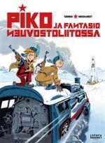 Piko ja Fantasio Neuvostoliitossa. Pikon ja Fantasion uudet seikkailut 17