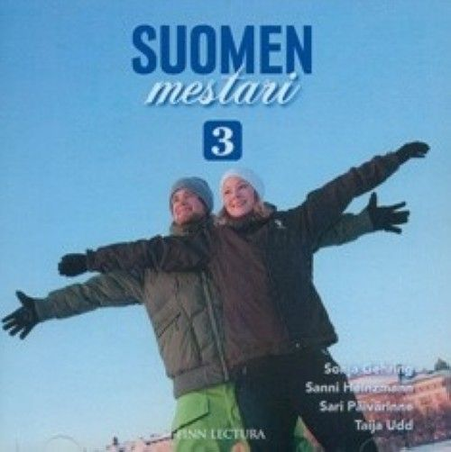 Suomen mestari 3. CD Учебник заказывается отдельно.