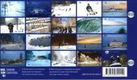 Helsinki Snow Capital (na russkom jazyke) Nabor otkrytok