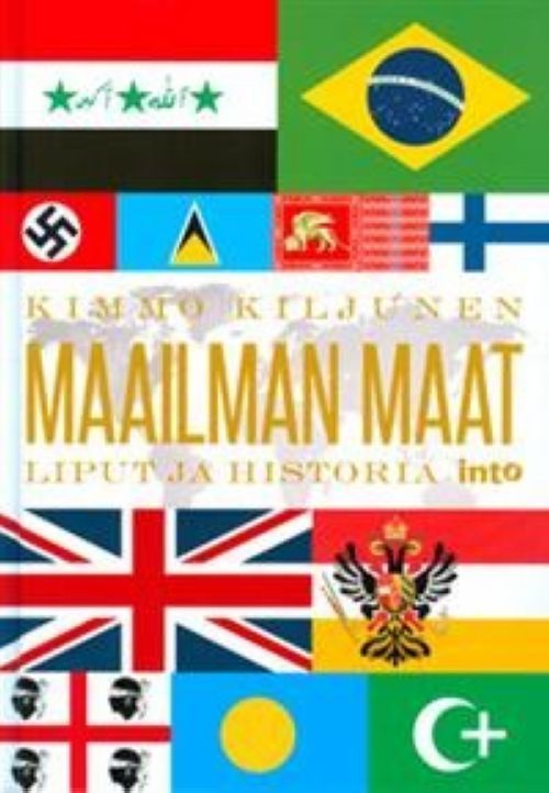Maailman maat. Liput ja historia