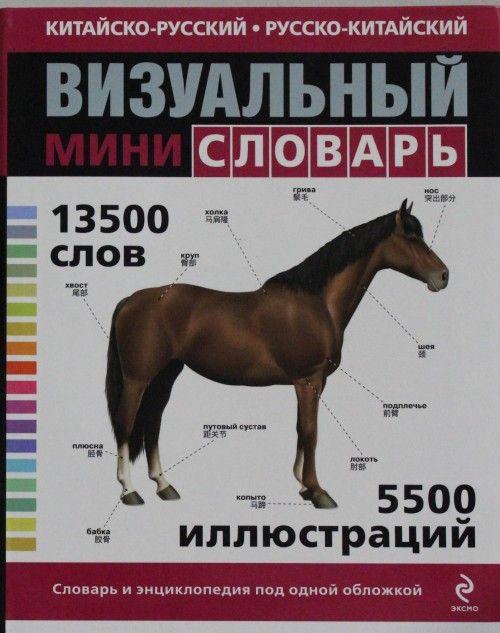 Kitajsko-russkij russko-kitajskij vizualnyj mini-slovar