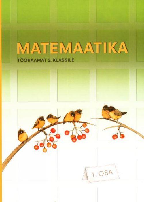 MATEMAATIKA TR 2. KL I
