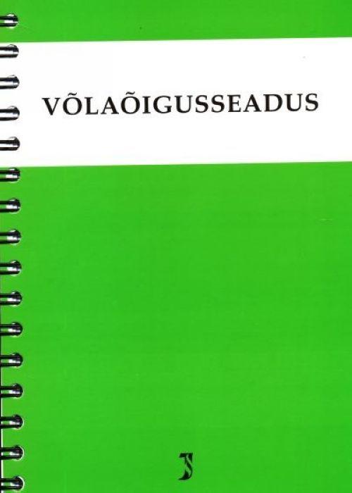 VÕLAÕIGUSSEADUS. SEISUGA 01.08.2014