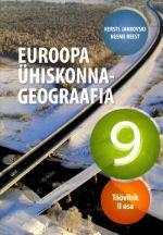 EUROOPA ÜHISKONNAGEOGRAAFIA TV 9. KL II
