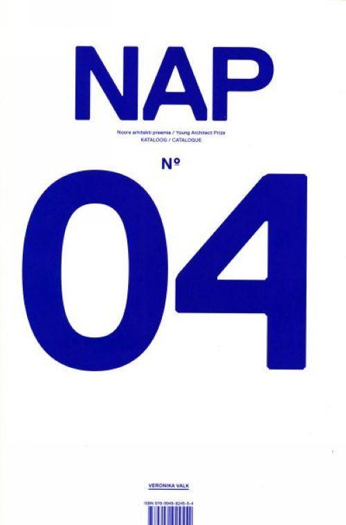 NAP 04 (NOORE ARHITEKTI PREEMIA KATALOOG): VERONIKA VALK