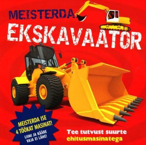 MEISTERDA EKSKAVAATOR
