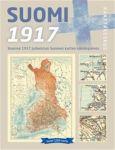 Suomi 1917. 1:1 500 000 kartta
