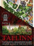 Tallinn. Vanalinna graafiline kaart