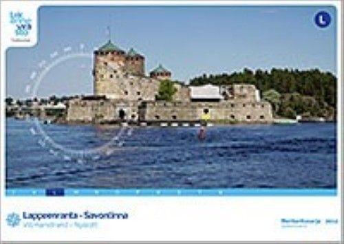 Lake Chart Folio L, 1:40 000, Lappeenranta-Savonlinna, 2012