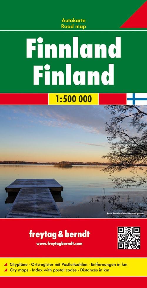 Finland 1:500'000