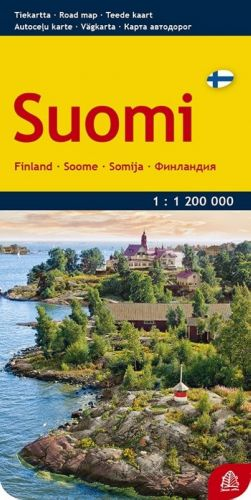 Suomi 1:1200'000