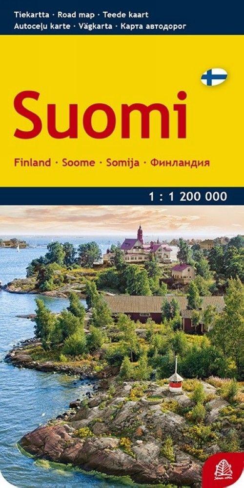Finland 1:1 200 000