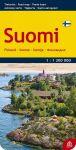 Финляндия 1:1 200 000