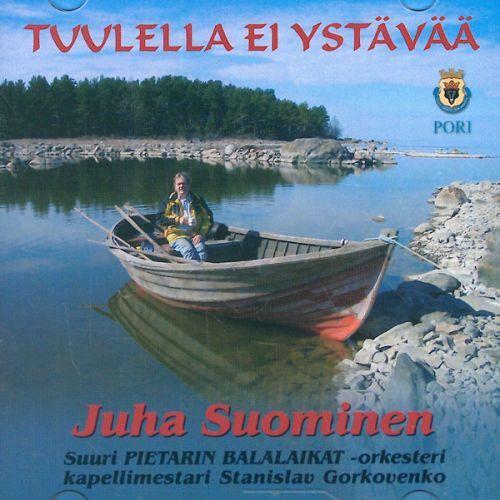 Tuulella ei ystävää. Suuri Pietarin balalaikat -orkesteri, kapellimestari Stanislav Gorkovenko.