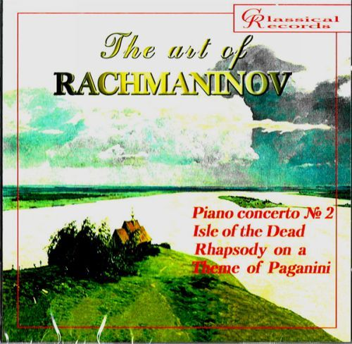 The Art Of Rachmaninov. Vol. 1