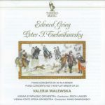 Grieg, Tchaikovsky: Piano Concertos / Walewska, Langer, Vienna Symphony Chamber Orchestra.