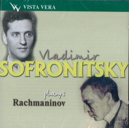 Vladimir Sofronitsky plays Rachmaninov
