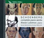 Arnold Schoеnberg Complete piano works