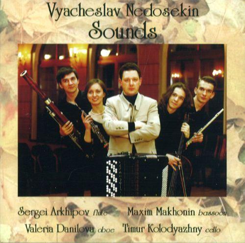 Vjacheslav Nedosekin (bayan). Sounds. (Haydn, Nedosekin, Händel)