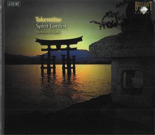Toru Takemitsu. Spirit garden.  Orchestral Works