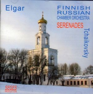 Finnish-Russian chamber orchestra. Elgar