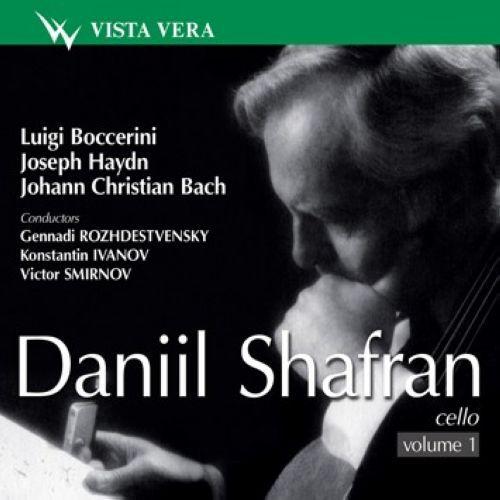 Daniil Shafran, cello, vol.1