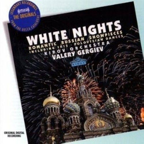 White Nights - Romantic Russian Showpieces. Valery Gergiev
