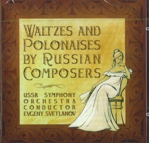 Waltzes and Polonaises by Russian Composers