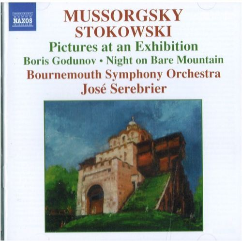 Moussorgsky. Pictures At An Exhibition. Night On The Bare Mountain. Stokowski