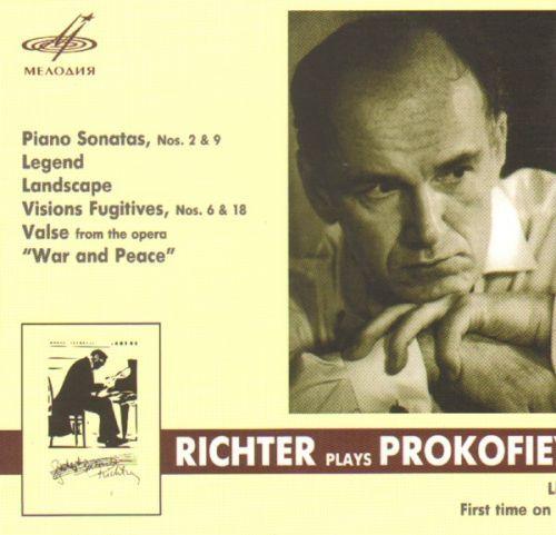 Richter plays Prokofiev