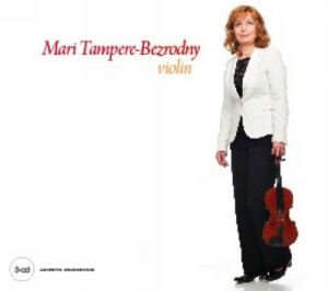 Mari Tampere-Bezrodny, violin. Archive recordings (3 CD)