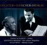 Святослав Рихтер, Дитрих Фишер-Дискау. Шуберт, Брамс, Вольф (3CD)