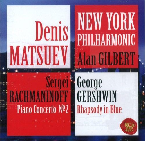 Denis Matsuev. Rachmaninoff, Piano Concerto No. 2; Gershwin, Rhapsody in Blue