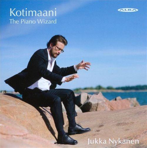 Jukka Nykänen. Kotimaani - The Piano Wizard
