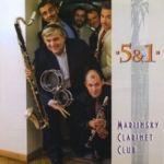 5 & 1 Mariinsky Clarinet Club