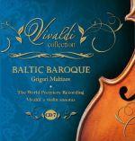 All Vivaldi's violin sonatas. CD 7, RV33-RV37. Baltic Baroque / Grigori Maltizov
