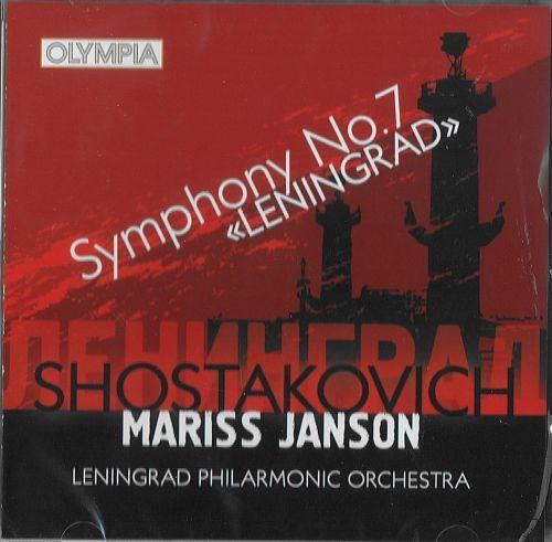 Shostakovich. Symphony no. 7 Leningrad