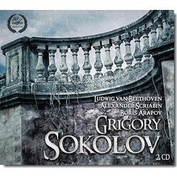 Grigory Sokolov: Beethoven, Scriabin, Arapov (1972-1988) (2 CD)